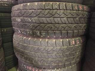 285/75R16 Yokohama Used Tyres