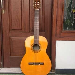 Gitar Akustik Yamaha C80 like new