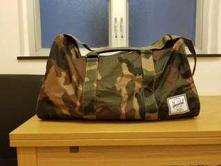 Herschel supply co. Brand duffle bag