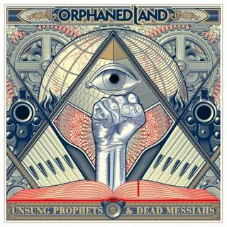 Orphaned Land - Unsung Prophets & Dead Messiahs CD