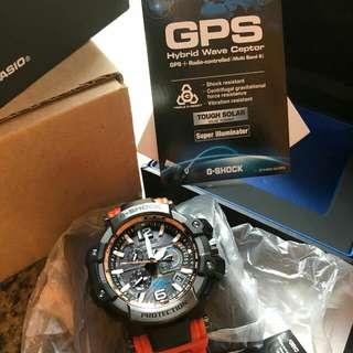G-Shock GPW-1000 4A
