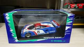 1:43 Nissan R89C #25 24 HR Le Mans 1989