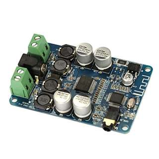 KKmoon TDA7492P 2*25W Wireless Bluetooth V2.1 Audio Receiver Amplifier Board Module with AUX Interface
