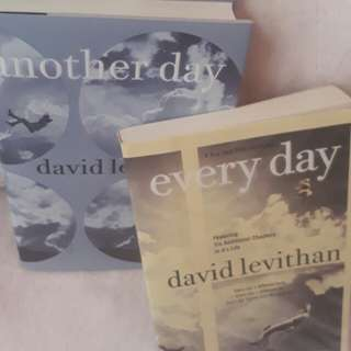 ^Hardcover^ Another day and Everyday day - (Bundle)