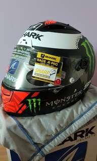 Helm Shark Lorenzo Race R Pro