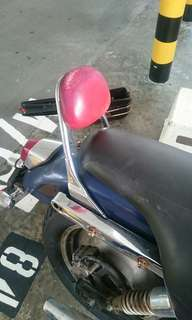 Honda Phantom Backrest