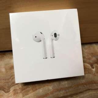 Apple Air pods 無線耳機