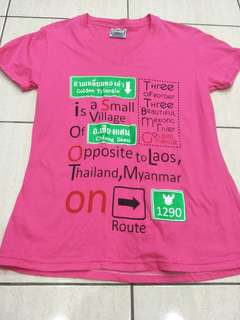 💰3 for RM12💰Pink Top