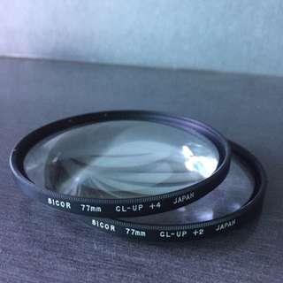 SiCOR Close-up Lens Set