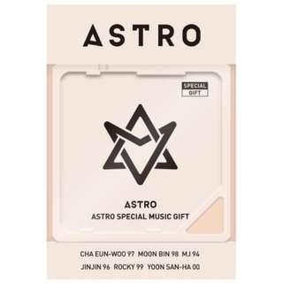 ASTRO Secial Album Kihno + Photocard