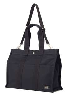 Head Porter 2 Way Medium Tote Bag (Pollock series)