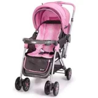 My Dear Baby Stroller 18036 (Pink)