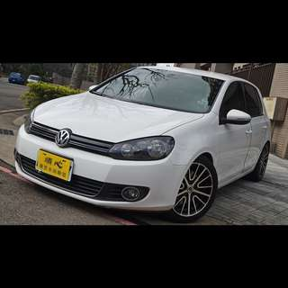 日達汽車VOLKSWAGEN GOLF 1.4 2010