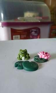 Mini Frog Sets Resin