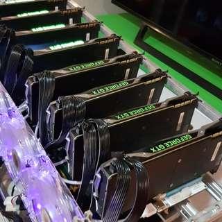 Mining Rig Frame + consultation + mining rig setup