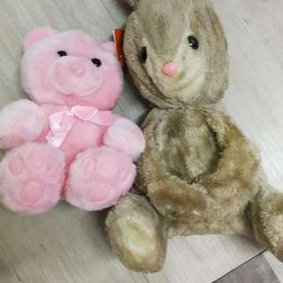 Bundle soft toy