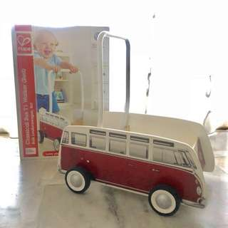 PRE❤️ ORIGINAL HAPE CLASSICAL BUS BABY WALKER