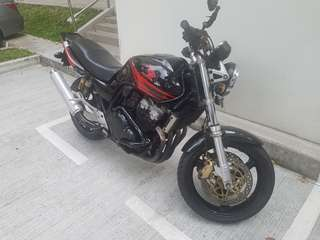 CB 400 super 4 spec 1