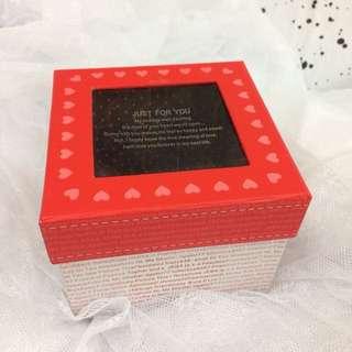 浪漫方型小禮物盒