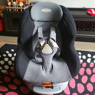 LEAMAN Carseat (price negotiable)