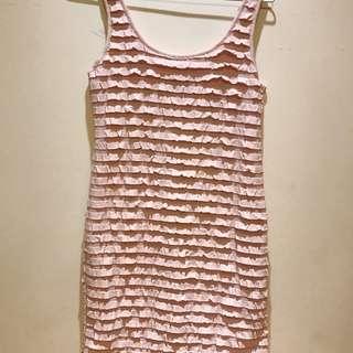 H&M 木耳裙