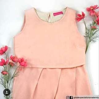 Classy nursing/maternity dress