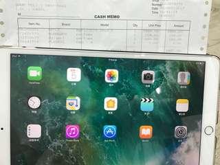 I pad pro10.5 64gb 金 12/17買行貨