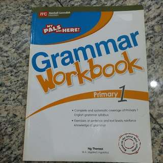Grammar Workbook For primary 1
