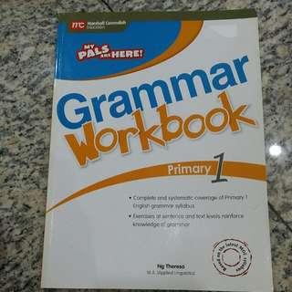 Grammar Workbook For primary 1