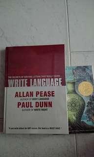 Write Language by Alan Pease & Paul Dunn