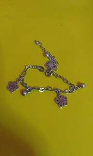 silver / bracelet for kids
