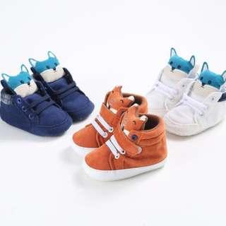 Prewalker Cotton Shoes