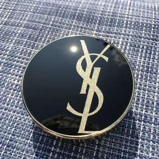 New! YSL2018全新恆久完美氣墊粉底Logo限量版