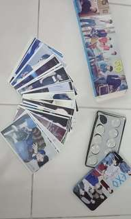 Exo Cards