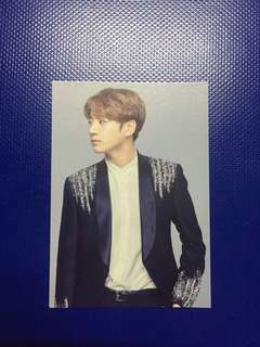 [WTS FAST] BTS JUNGKOOK WINGS TOUR THE FINAL OFFICIAL PHOTOCARD