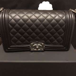 Boy Chanel 25cm Handbag