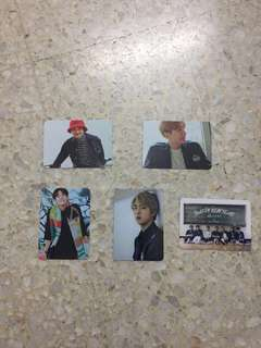 [WTS FAST] BTS 2017 SEASON GREETINGS DUPLICATE PCS