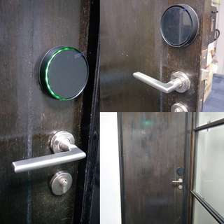 Digital lock for door