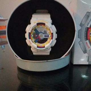 Dee and Ricky Gshock limited edition