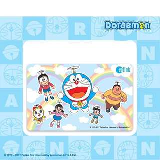 Doraemon Ez Link Card