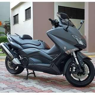 Yamaha TMAX 530 2016