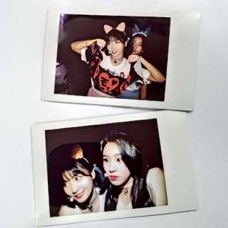🚚 Twice彩瑛Momo一月ig拍立得✨自己的偶像自己印!