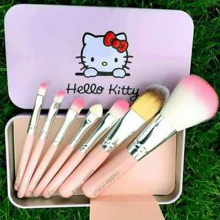 HelloKitty 7pcs brushes