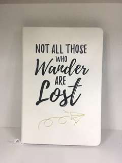 Quotes Notebook