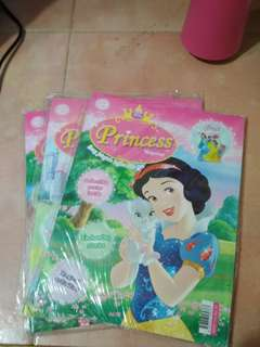 Brand new in wrapper (NO GIFTS) PRINCESS magazine issue 118,120,122 (retail at 5.30 each)  $2.20 each