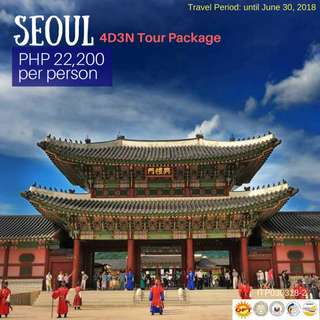 4D3N Seoul Tour Package