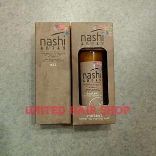 右: Nashi Argan Instant Hydrating Styling Mask 150ml