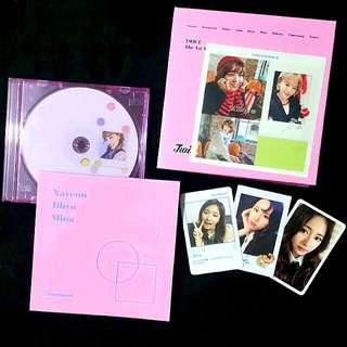 TWICE Twicetagram Album (Pink Matte Ver.)
