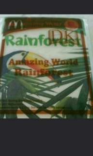 Brand New Rainforest Book