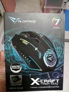 Alcatraz X-Craft Trek 1000